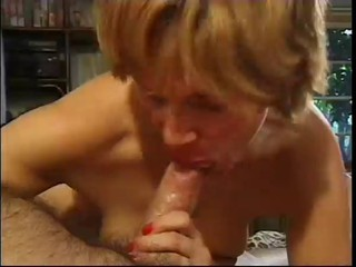 Hot Ginger Mature Fucked And...
