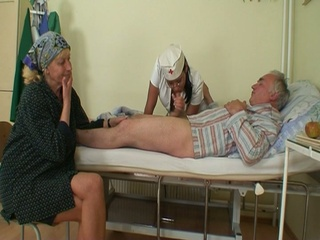 Cuckold Doctor Old and Young