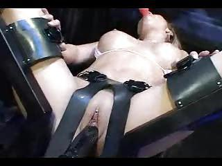 Dildo Machine Fucking This Hot B...