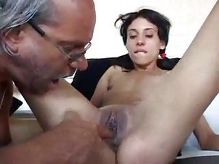 German Teen Painful Anal Initiation