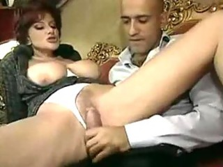 He kisses her toes and gets to fuck her