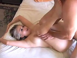 Mature with tasty tits tamed by cock