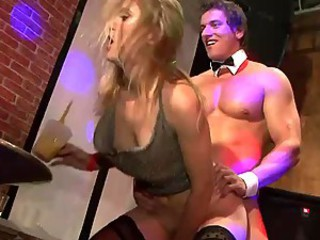 Horny Amateur Girls Get Fucked By Well Hung Strippers