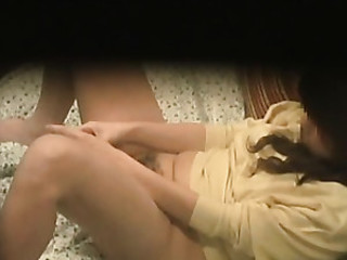 Lewd Footage: Double-Hole Masturbation - Girls Addicted to Assholes