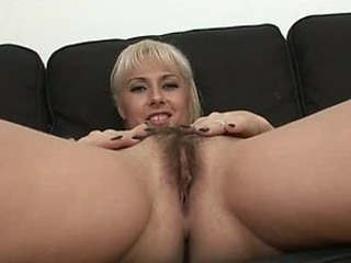 Blonde Hairy MILF