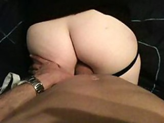 Submissive anal little french ass