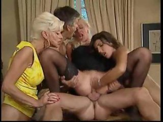 Lots of tasty cumshots for these sluts