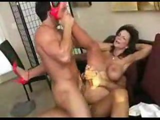 Big Tits Double Penetration Groupsex Hardcore MILF Threesome