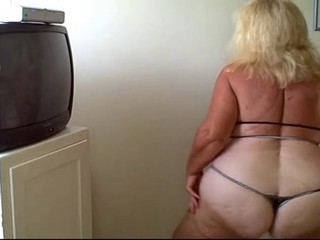 big ass granny