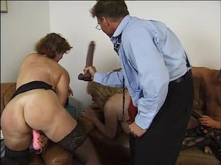 Groupsex Mature Orgy Toy