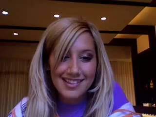 video web cam ashley tisdale