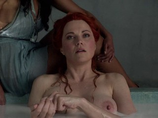 Lucy Lawless and her Amazing Tits!