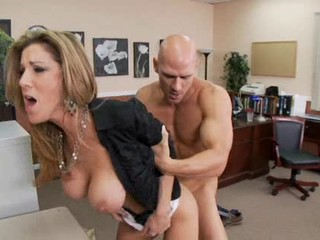 Kalya Paige Gets Pounded _: big boobs hardcore milfs