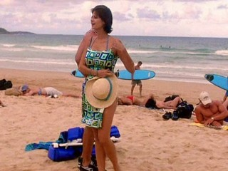 Catherine Bell JAG S05 E15 Bl...