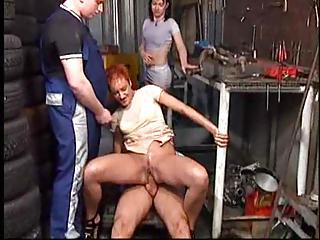 Lots Of Pissing And Fucking In Group Scene