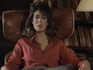 Vintage Stockings Scene With Christy Canyon St69