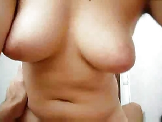 Amazing Chinese Puffy Boobs