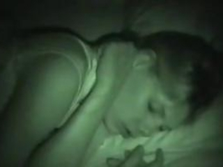 Cum On Sleeping Girl