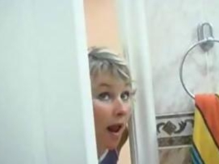Mom Spying On Son Will He Was In Shower Than She Has...