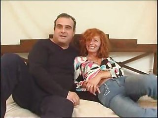 European Redhead Spanish Wife