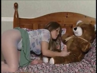 Amateur Cute Teen Toy