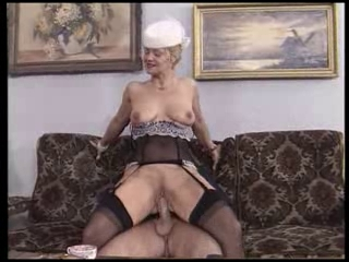 Hardcore Mature Riding Stockings Vintage