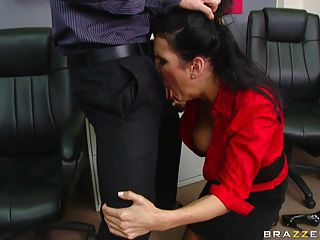 Hot Brunette Whore Shay Sights Enjoys Getting Her Mouth Rammed By A Ma...