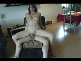 Amateur Hardcore Natural Riding Wife