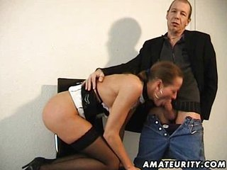 Mature Amateur Wife Suck And Fuc...