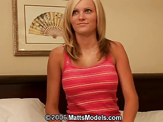Hanna Hilton Audition Big Tits
