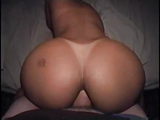 Huge Ass nearly breaks dick
