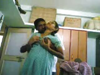 Indian housewife fucking in doggy style with her husband