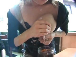 Public Lactation in a Coffee Shop bySpyro1958