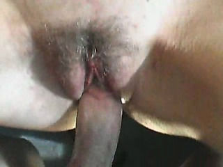 Brunette Clit Close up Hairy Pussy
