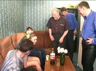 Daddy Daughter Gangbang Groupsex Old and Young