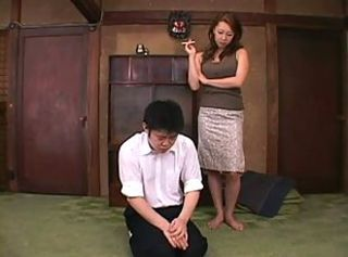 Yumi Kazama Ultimate Tease & Seduction _: femdom japanese matures