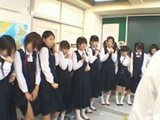 Asian Japanese School Uniform