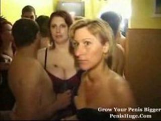 German Swinger Party Orgy pArt1