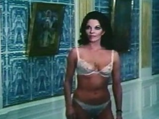 Hot Joan Collins Forced To Get Naked