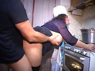 Amateur Clothed Doggystyle Italian Kitchen Mature Natural