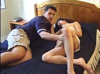 Guy Fucking His friend& 039;s mom In The Ass