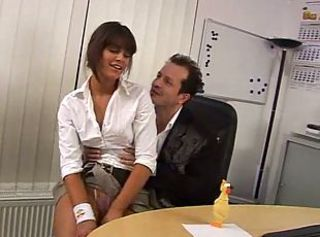 Particular Interview Turns In To Hot Anal Sex