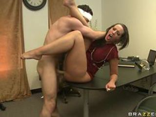 Kelly Divine Forced To Do Ass to Mouth With That Big Cock