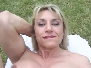 Mature Muscled Outdoor