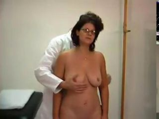 Hot Russian Patient getting Fucked by the Doctor
