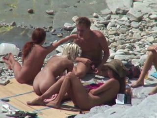 HidCams rus BEACH COUPLE FUCK 16 - NV