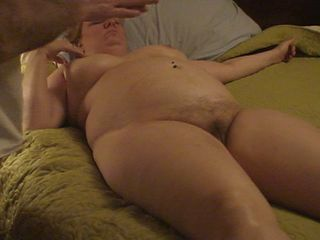 Chubby wife massage...