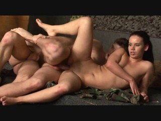 ARMY BISEX PARTY 4