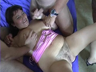 mature big boobs gang bang...