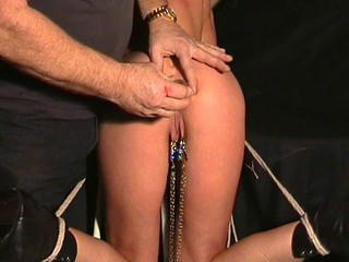 Daniella Breast Whipping and...
